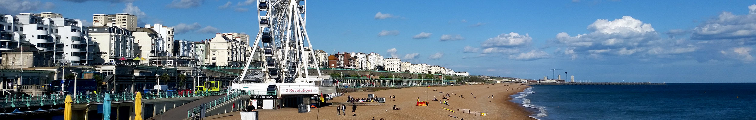 Sprachaufenthalt in Brighton